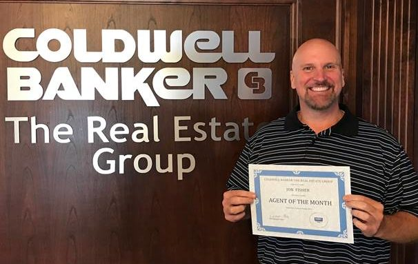 agent of the month august 2018